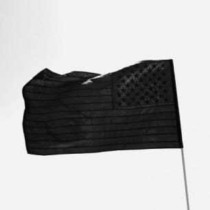黑色的旗帜