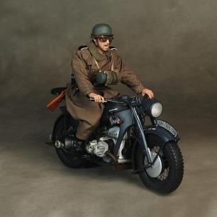 Soldier Story ZUNDAPP Ks750(全金属)重型摩托车