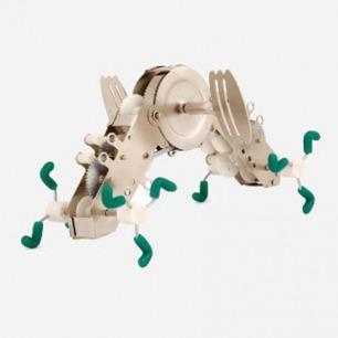 美国kikkerland正品 发条玩具创意休闲小生日礼品 爬行者