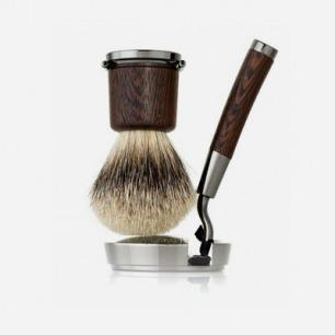 Acqua Di Parma Collezione Barbiere Shaving Line Deluxe Stand