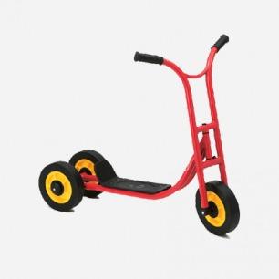 台湾WEPLAY进口幼儿园玩具踏行三轮滑板车