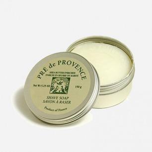 [Pre de Provence]法国普罗旺斯 乳木果 纯植物 剃须皂 150g