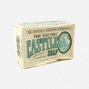 凯玛士 Caswell Massey Dr. Hunter 纯植物卡斯提尔皂
