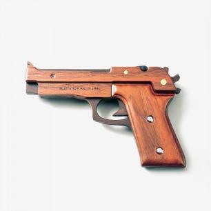 大人的玩具 木製 BELETTA 92F