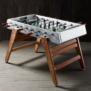 Steel & Wood Foosball Table