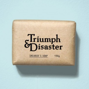 Shearer's Soap by Triumph & Disaster