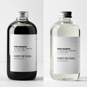 Kuro & Shiro Shampoo by Sort of Coal