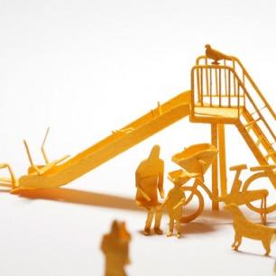 建筑模型配件系列17