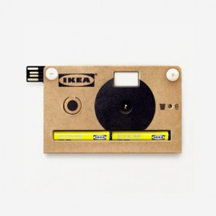 IKEA 纸板相机