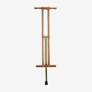Flybar Wood Retro Pogo Stick