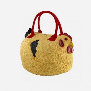 母鸡造型手提包