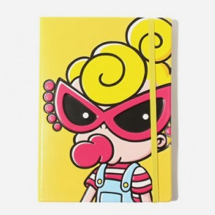 THE HYSTERIC FAMILY  2013 Diary