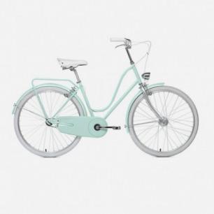 永久C 自行车复古女车 颐和-零贰