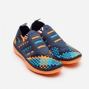 NIKE 彩色编织运动鞋