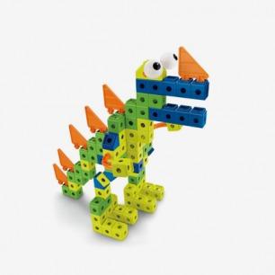 Fisher Price 儿童益智恐龙积木玩具