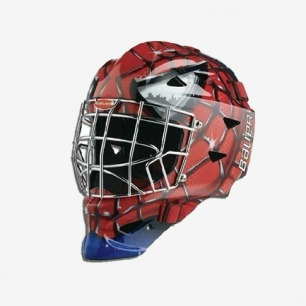 Bauer全系列进口守门员头盔 冰球护具