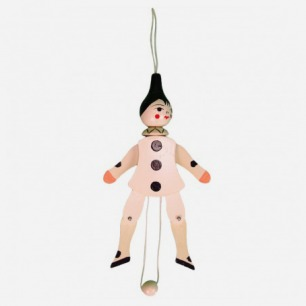 Christian Dior pierrot crib toy 1980s at 1stdibs
