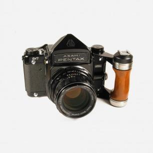 宾得 PENTAX 6x7 相机