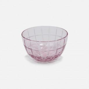 江户切子茶碗-矢来 | 日本百年手工玻璃品牌