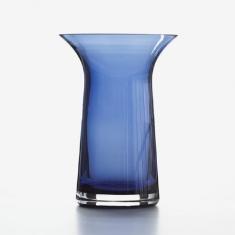 Rosendahl孔雀蓝花瓶