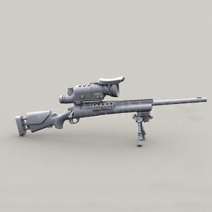 LIVE RESIN狙击枪