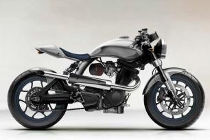 Mac Motorcycles on Behance