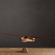 空气动力滑翔机模型