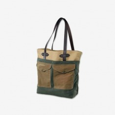 FILSON Medium Tall Tote with Pockets 70085