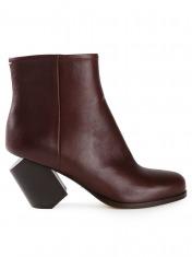 Maison Martin Margiela Geometric Heel Boots