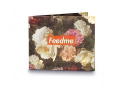 ONEDAY纸感钱包《feedme》