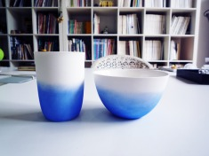 """""""耳语""""工作室的陶瓷"""