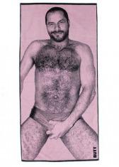 American Apparel X Butt Magazine浴巾