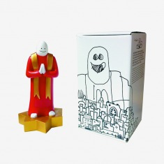 Super7 Mark Gonzales Priest Vinyl Figure