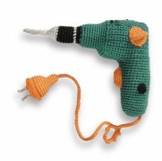 迷你钩针系列玩具by Donkey Products