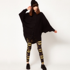 Lazy Oaf x Batman2012新款蝙蝠侠系列蝙蝠衫