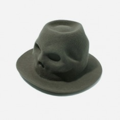 骷髅  帽子