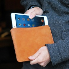 Roberu iPad mini 真皮保护套