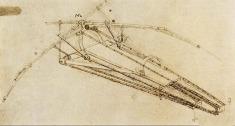 达芬奇的手稿
