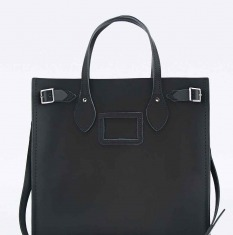 The Cambridge Satchel Company North South Tote Bag in Black - Urban Outfitters