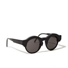 Kuboraum Black Lens Black Matte Sunglasses