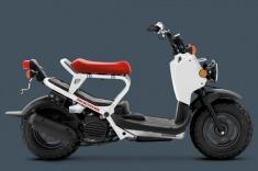 2013 Honda Ruckus Scooter