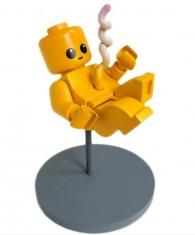 Brick Baby by Jason Freeny
