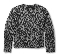 Raf Simons Leopard Jumper