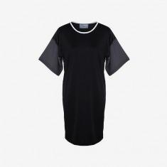 Antipodium Liquify Dress 多色拼接宽松连衣裙