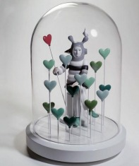 Lladro scenes collection 01: lover's garden Jaime hayon