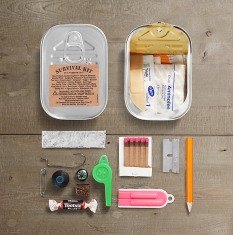 Survival Kit in a Sardine Can™