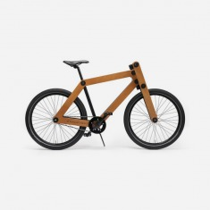 Sandwichbikes木质板材自行车