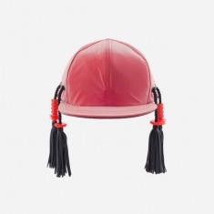 REFLECT TASSEL CAP