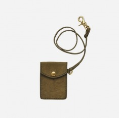 visvim LEATHER CARD CASE