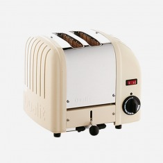 Dualit 2 Slot Toaster Cream